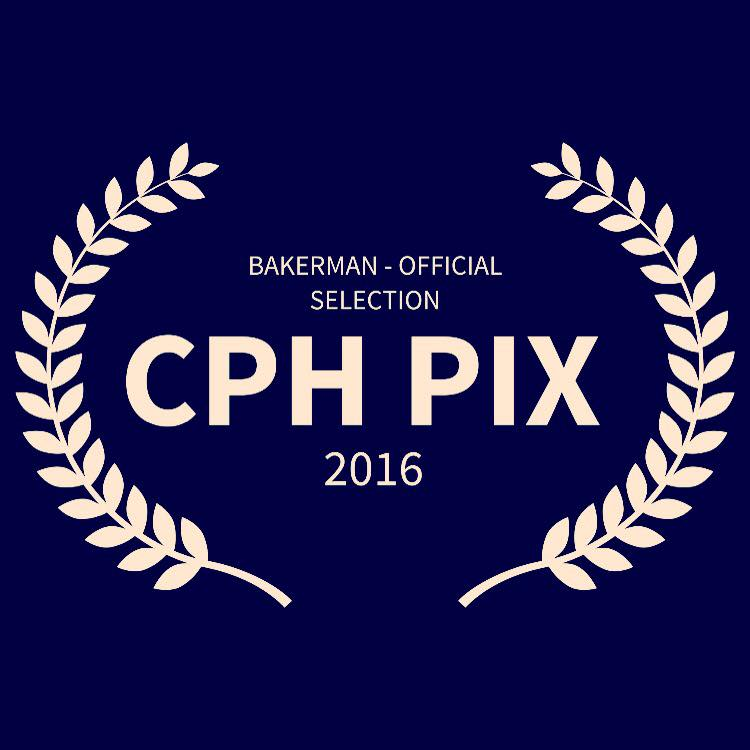 BAKERMAN at CPH PIX!